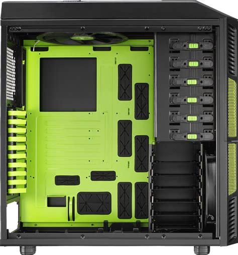 Aerocool Casing Komputer Xpredator Evil Blue Window aerocool xpredator evil green photos