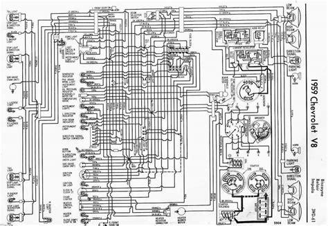 chevrolet  impala electrical wiring diagram