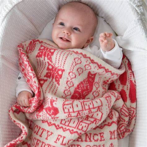 Images Of Baby Blankets by Personalised Knitted Alphabet Baby Blanket By Mouse