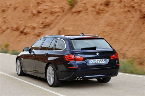 bmw station wagon 2011 bmw 5 series touring yet another station wagon
