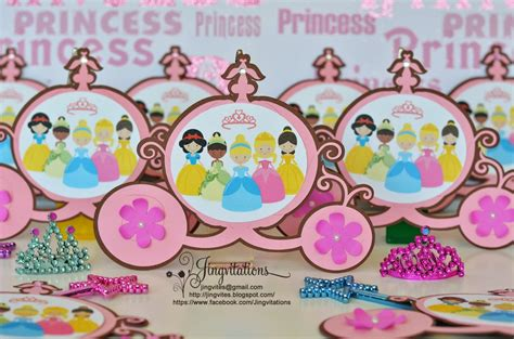 Disney Princess Baby Shower by Birthday And Baby Shower Invitations Cinderella