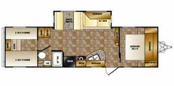 crossroads rv floor plans 2013 crossroads rv z 1 zt301bh floorplan prices values specs nadaguides