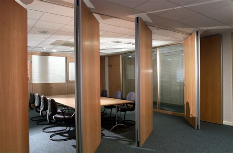 wall partition sliding office partition walls supplier northtonshire uk office refurbishment mezzanine