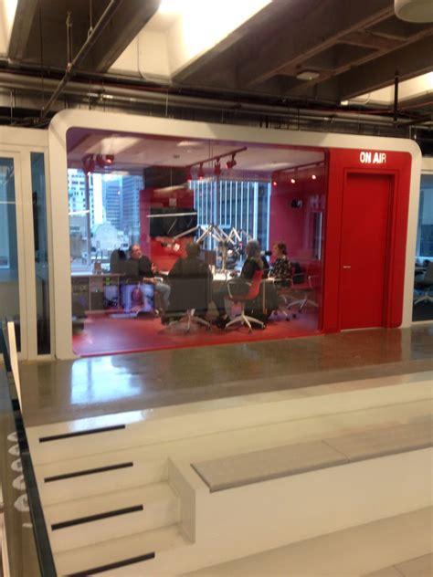 radio studio  iheart media radio design home studio