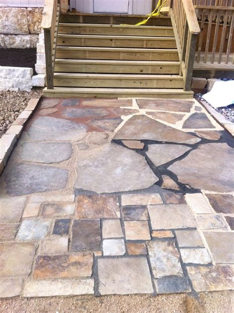 patio gap filler customer s traditional patio other