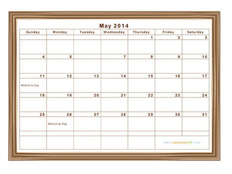 may calendar 2014 template blank calendar 2014 15 calendar template 2016