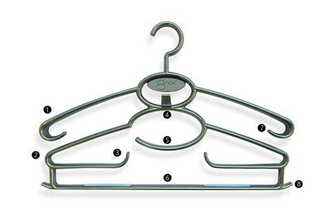 Space Saving Hanger space saving hangers gno1hanger