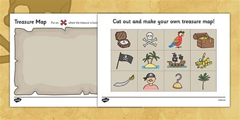 treasure map template ks1 treasure map design activity worksheets pirate