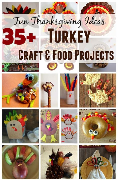 thanksgiving food crafts for free ton turkey coloring pages