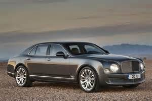 Bentley In 2012 Bentley Mulsanne Mulliner Driving Specification