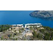 Sparkling Hill Resort And Wellness Hotel In Vernon Canada
