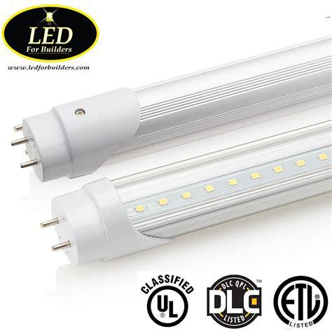 4 Foot Led Light Bulbs Led For Builderst8 4 Ft Led Linear Light Play 4000k Led For Builders