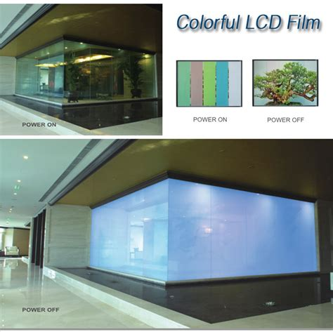 smart glass smart switchable glass film in decorative films from home