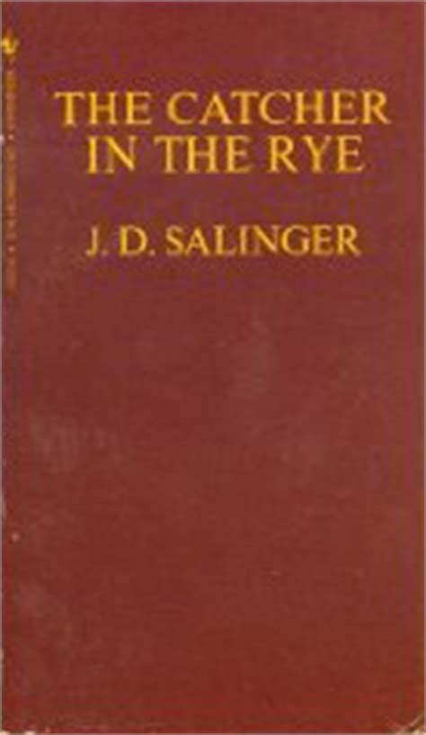 the catcher in the rye by j d salinger the catcher in the rye j d salinger the literary flaneur