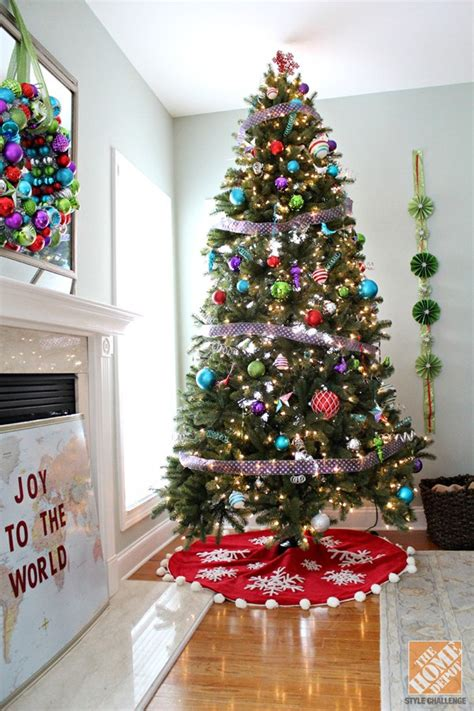 christmas tree decorate ideas pictures 40 easy tree decorating ideas