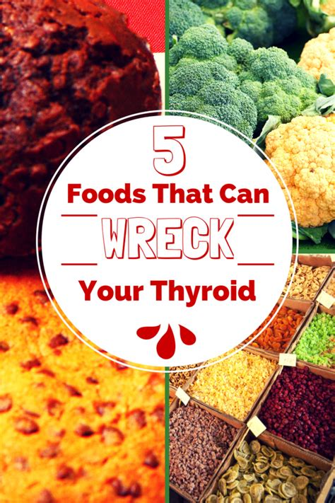 Can You Eat When You Do The 2day Garden Detox by 5 Foods To Avoid With Hypothyroidism Whole New
