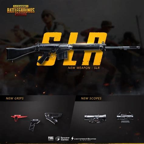 pubg mobile update pubg mobile update 0 7 to bring war mode slr sniper and