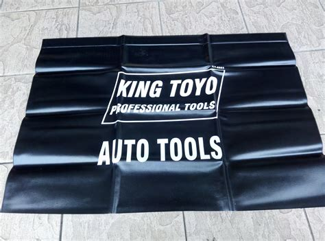 Fender Mats by Kingtoyo Magnetic Fender Cover Mat Power Tools