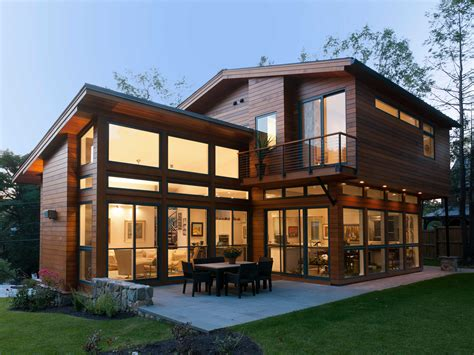 modular a frame homes panelized homes energy smart prefabricated homes by