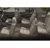 2018 Suburban Large SUV  3 Row Chevrolet