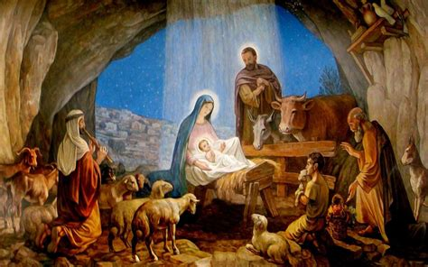 the birth of jesus christmas story