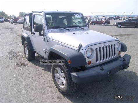 2007 Jeep Wrangler Weight 2007 Jeep Wrangler Car Photo And Specs