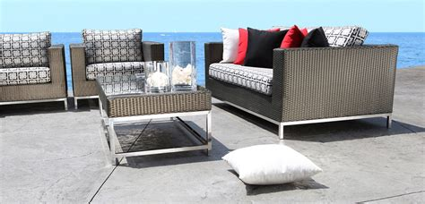 how to update your existing patio furniture with new