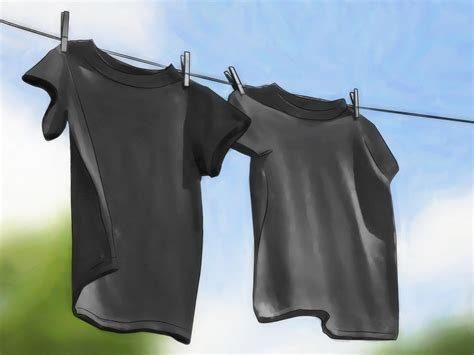 black clothing the 3 best ways to brighten faded black clothing wikihow