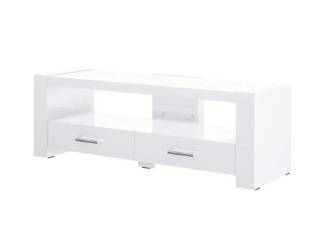 tv stand cabinet with drawers monaco 2 white tv stand