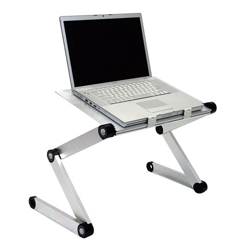 laptop stand for desk laptop stand up desk review and photo