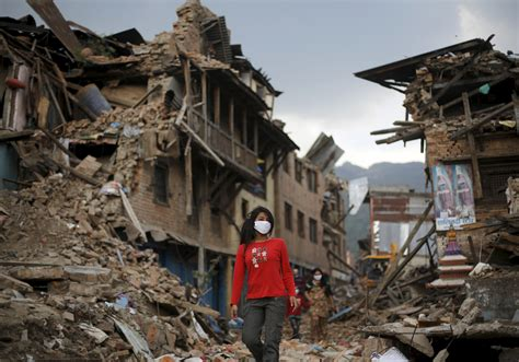 earthquake nepal a pacific northwest earthquake could cause thousands of