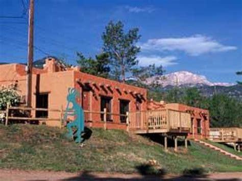 Cabins In Manitou Springs Co by El Colorado Lodge Manitou Springs Lodge Reviews