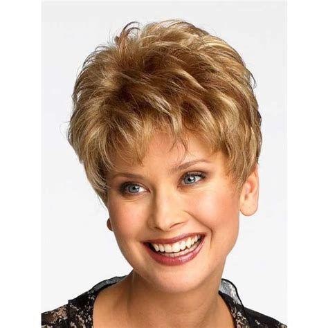 shor wigs for women over 60 grey wigs for women over 60 short hairstyle 2013