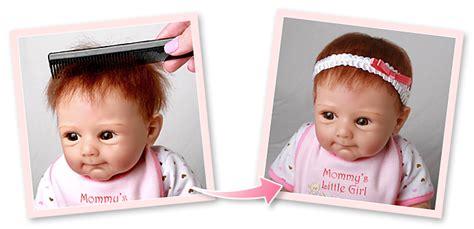 Avoid Headbands Ashton by Collectible Dolls Hair Styling Tips Ashton