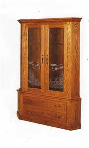 amish made custom gun cabinets the wood loft amish