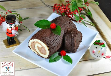 b 251 che de no 235 l traditional christmas yule log for baking