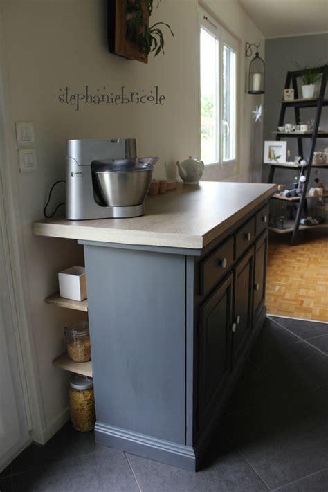 r駸ine pour plan de travail cuisine des id 233 es pour relooker des vieux meubles