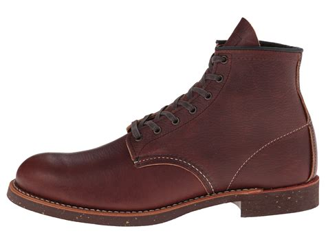 mens 2958 blacksmith 6 boot red wing heritage europe red wing heritage blacksmith 6 quot round toe briar oil slick