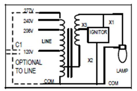 sodium vapor wiring diagrams sodium get free image about