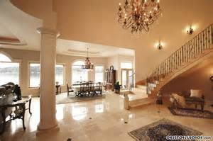 luxury home interior design photo gallery interiores con grandes escaleras de lujo
