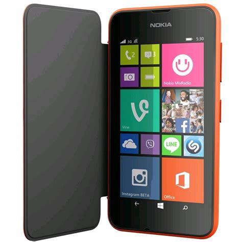 Pasaran Hp Nokia Lumia 535 nokia coque pour lumia 535 orange cc 3092 02744b0