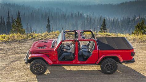 jeep gladiator    space  hemi  car