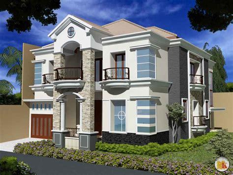 gambar desain rumah minimalis type 36 42 dan 45 2017 lensarumah