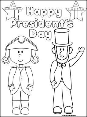 Presidents Day Coloring Pages Preschool | 109 best images about groundhog day and presidents day
