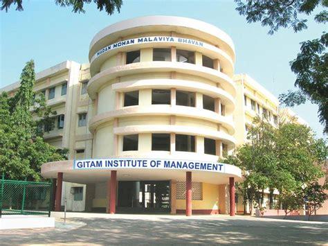 Gitam Integrated Mba by Gitam Institute Of Management Visakhapatnam