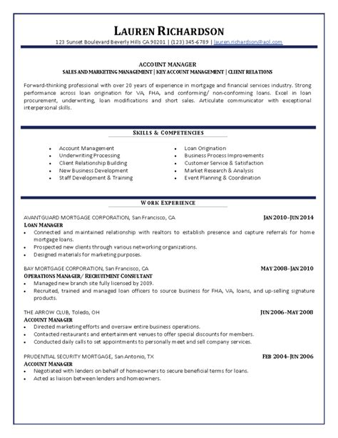 sle resume for customer service manager customer relationship management letter loan services