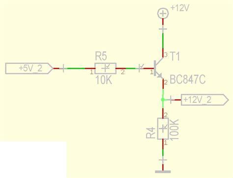 transistor npn als schalter transistor als schalter 12v aufbau und betrieb 220 bertragungs