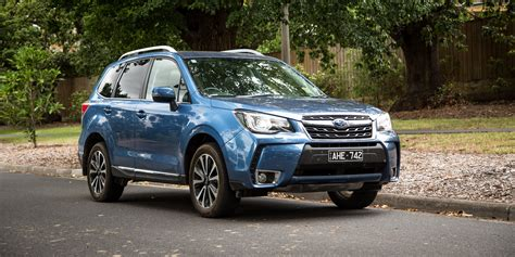 subaru forester 2017 red 2017 subaru forester xt premium review photos caradvice
