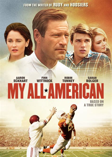 all american my all american dvd release date february 23 2016