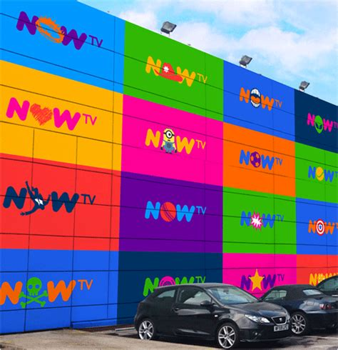 now tv layout now tv unveils new magic inspired brand identity logo